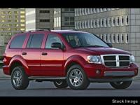 Options:  2007 Dodge Durango Limited|Limited 4Dr
