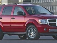 For 2007, all Durangos get standard side airbags;