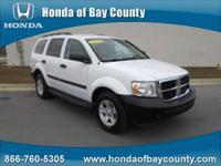 Honda of Bay County presents this 2007 DODGE DURANGO