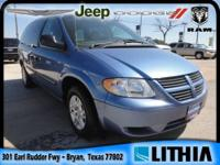 2007 Dodge Grand Caravan Front-wheel Drive Passenger