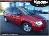 2007 Dodge Grand Caravan Mini-van, Passenger SXT Our
