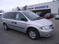 Options Included: N/AThis Grand Caravan has less than