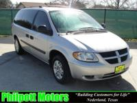 Options Included: N/A2007 Dodge Grand Caravan, silver