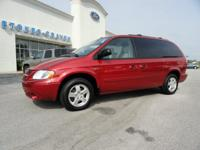 Options Included: Power Sunroof, DVD Player, Power Door