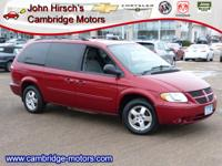 Exterior Color: red crystal pearl, Body: Minivan,