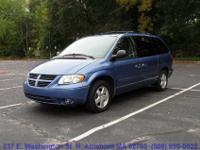 Clean 2007 Dodge Grand Caravan SXT, 3.8 L V6 SFI