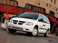 2007 Dodge Grand Caravan SXT White 3.8L V6 OHV  Clean