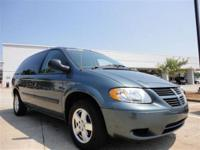 THIS 2007 DODGE GRAND CARAVAN SE JUST CAME IN. THIS