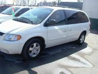 2007 DODGE GRAND CARAVAN. Developed for stamina and low