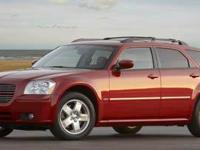 2007 DODGE MAGNUM SO HARD TO FIND AND THIS ONE IS SUPER