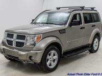 Just Reduced! CARFAX One-Owner. 2007 Dodge Nitro SLT
