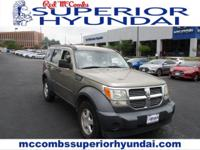 Tried-and-true, this Used 2007 Dodge Nitro SXT lets you