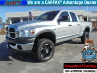 ** CARFAX NO ACCIDENTS ** RARE POWER WAGON EDITION **
