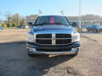 For sale: 2007 Dodge Ram 2500 with 169,000 miles. It