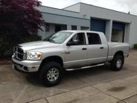 This 2007 Dodge Ram 2500 SLT is offered to you for sale