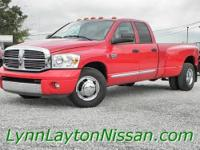(Stk# 8-6797) 2007 Dodge Ram Quad Cab Diesel = Enough