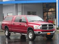 Exterior Color: red, Body: Pickup, Engine: I6 6.70L,
