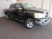 HARD TO FIND MEGA CAB 1500HD!! SUPER LOW MILES..TONS OF