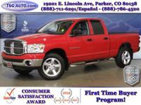 **** JUST IN FOLKS! THIS 2007 DODGE RAM 1500 BIG HORN
