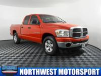 Truck with Towing Package and Bed Liner!  Options: