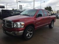 We are excited to offer this 2007 Dodge Ram 1500. When