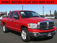 Extended Cab! Red Hot! Low overhead means LOWER PRICES!