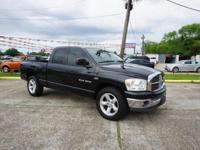 Options:  2007 Dodge Ram 1500 Slt 2Wd 140Wb|This