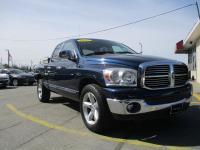 Options:  2007 Dodge Ram 1500 2Wd Quad Cab Slt|Blue|Air