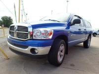 Options:  2007 Dodge Ram Pickup 1500|Blue|None|169|729