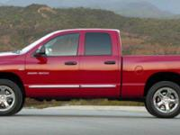 Come see this 2007 Dodge Ram 1500 ST. Its transmission