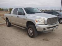 Options:  2007 Dodge Ram 2500|Outstanding Design