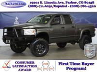 **** JUST IN FOLKS! THIS 2007 DODGE RAM 2500 SLT HAS