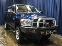 Clean Carfax 4x4 Cummins Diesel Truck!  Options: