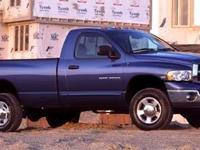 Racy yet refined, this 2007 Dodge Ram 2500 banished all