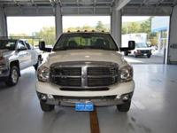 Options:  2007 Dodge Ram 3500 Slt/Sport|White|Here At