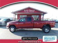 Options:  2007 Dodge Ram 3500 If You Think Big And