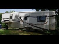 This is a 2007 DRV Luxury Suites Mobile Suites 36TK3,