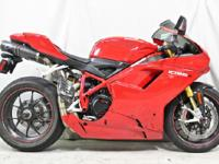 Make: Ducati Year: 2007 VIN Number: ZDM1XBEW97B001997