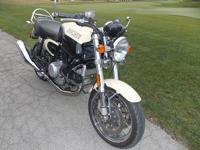 Ducati GT1000 Sport Classic. Original adult owner.