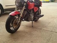 2007 Ducati GT 1000 Low mile two owner bike. I bought
