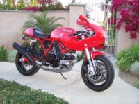 Make: Ducati Model: Other Mileage: 16,240 Mi Year: