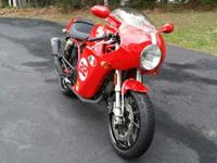 THIS IS A CLASSIC ONE OF A KIND BIKE, 501 TRUE MILES,