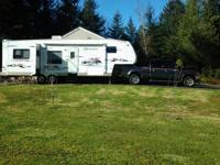 2007 Dutchmen Denali M-RG31 with 2004 Ford F250 HD