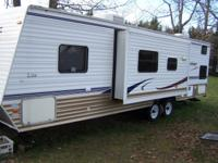 2007 Dutchmen Lite Travel Trailer 29QGS Bunkhouse 5840
