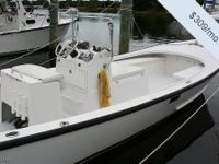 You can have this vessel for just $309 per month. Fill
