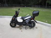 2007 Eton Beamer Scooter 49cc $ 800.00 Valdosta One