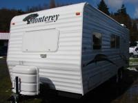 21' Travel Trailer very light weight can be pulled with