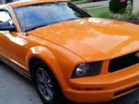 2007 ford mustang premium V6-4.0 liter automatic rwd