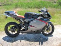 Up for sale is a 2007 MV Agusta F4 1000R in excellent