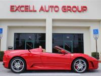 Introducing a 2007 Ferrari F430 Spider equipped with
